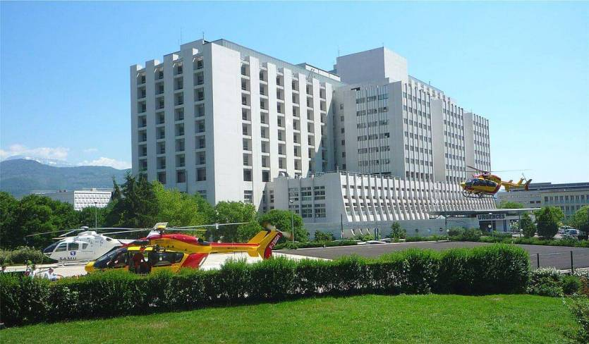 ORBILITY equips Grenoble University Hospital parkings