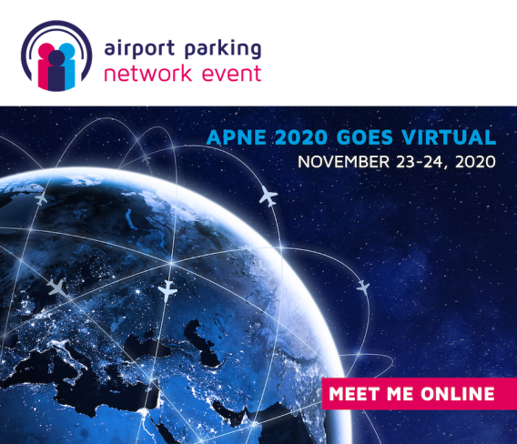 We'll be attending the Airport Parking Network Event and we'd like you to join us!