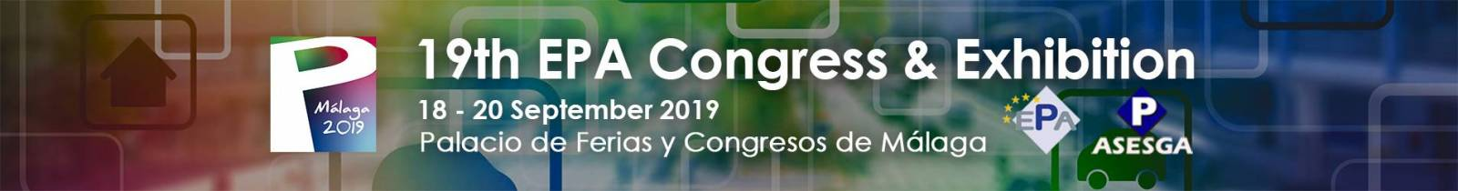 Orbility at the EPA 2019 Congress in Malaga Spain